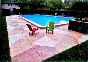 Clairemont, CA Pool Deck Resurfacing