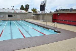 San Diego commercial-pool-deck