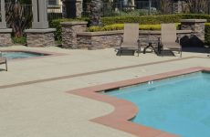 San Diego Pool Deck Refinishing and Resealing