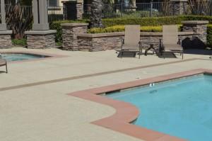 San Diego pool deck refinishing