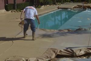 San Diego pool deck remodeling