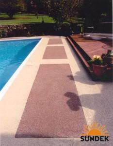 Arcadia,CA Pool Deck Resurfacing